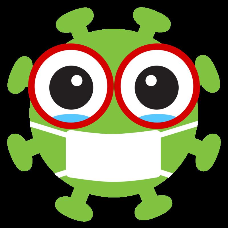 Free image download: Coronavirus, green, mouthguard mask, cry, cropped, #000031