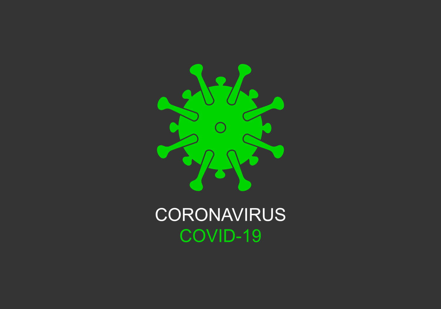 Free image download: Coronavirus, green, gray, labeled, covid-19, #000053