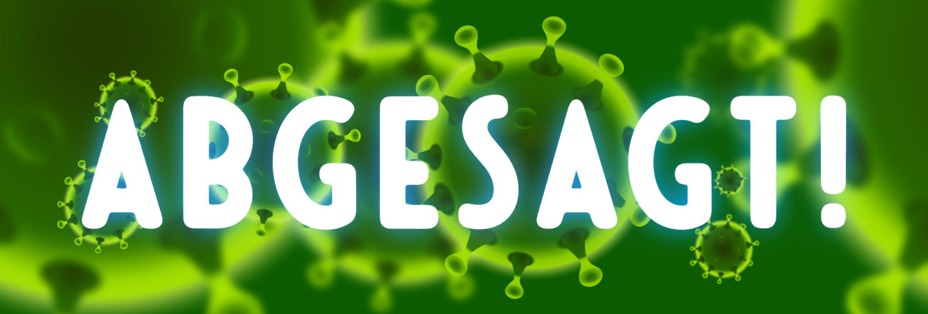 Free image download: Coronavirus, green, abgesagt, #000061