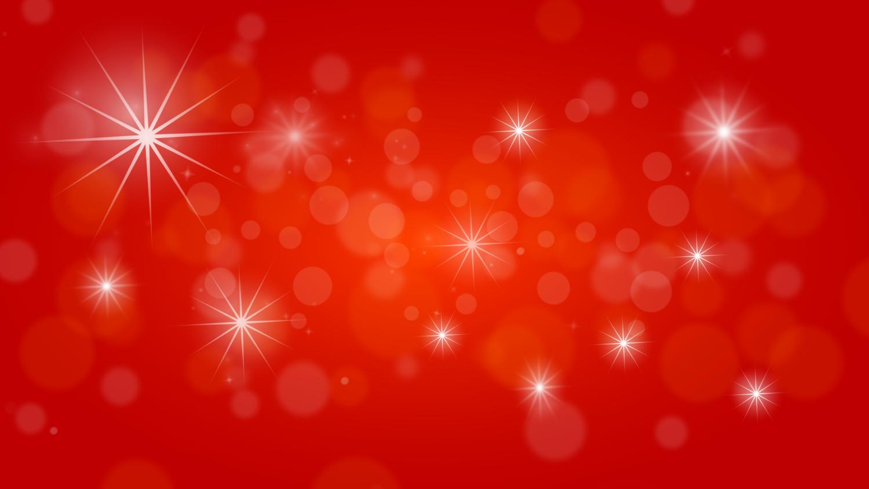 Gratis Download von iXimus.de: Weihnachten, Hintergrundbild, rot, Sterne, Glitzer, #000219