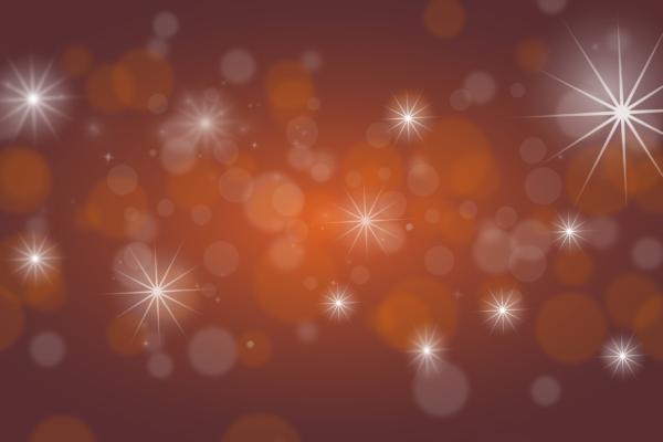 Gratis Download von iXimus.de: Weihnachten, Hintergrundbild, gold, braun, Sterne, Glitzer, #000220