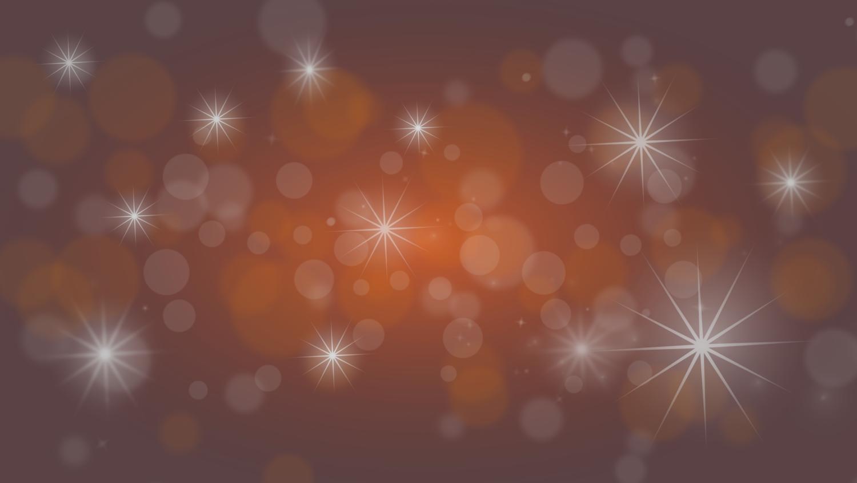 Gratis Download von iXimus.de: Weihnachten, Hintergrundbild, braun, gold, Sterne, Glitzer, #000224