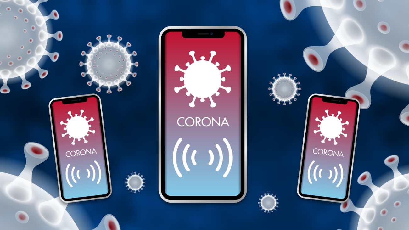 Gratis Download von iXimus.de: Smartphone, iPhone, Corona-App, Corona-Warn-App, iOS, Android, Deutschland, Covid-19, Corona, Application, #000248