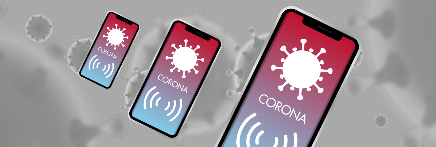 Gratis Download von iXimus.de: Smartphone, iPhone, Corona-App, Corona-Warn-App, iOS, Adroid, Deutschland, Covid-19, Corona, Application, transparenter Hintergrund, #000250