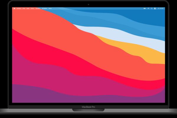 Gratis Download: Macbook Pro, eingeschaltet, freigestellt, #000277
