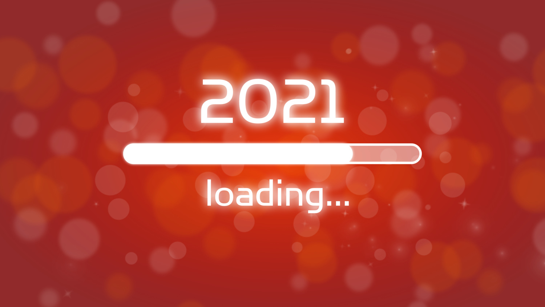 Download von iXimus.de: Grafik Jahreswechsel, 2021, glückliches neues Jahr, Grüße, Silvester, Neujahr, Farbe, #000400