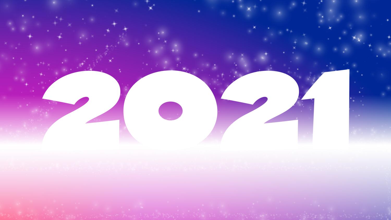 Download von iXimus.de: Grafik Jahreswechsel 2021, glückliches neues Jahr, guten Rutsch, Silvester, Neujahr, #000412