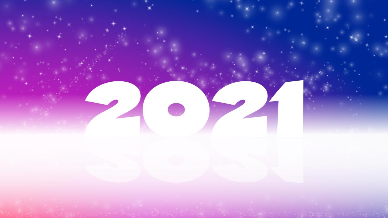 Download von iXimus.de: Grafik Jahreswechsel 2021, glückliches neues Jahr, guten Rutsch, Silvester, Neujahr, #000413